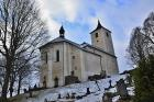 Nejstarší kostel v Krkonoších