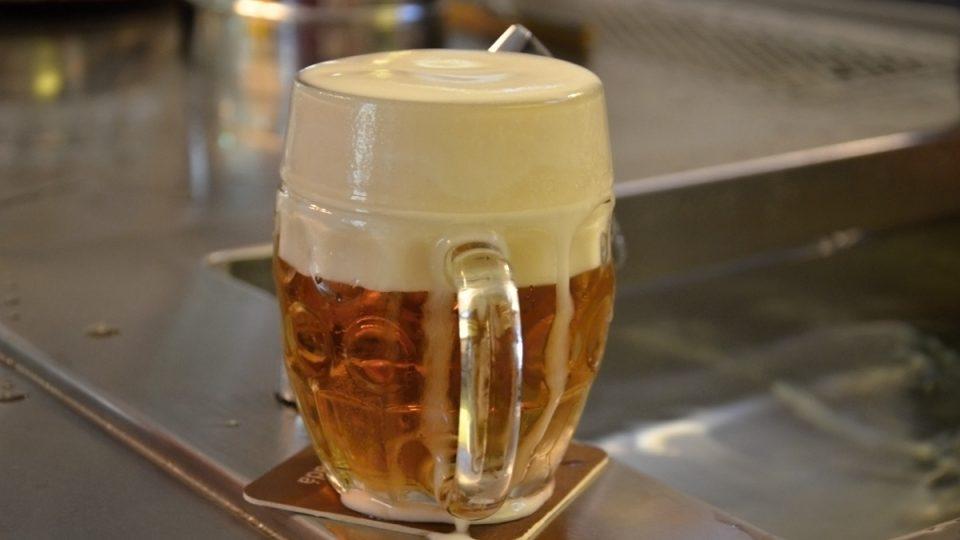 V Česku máme raději studenější piva, okolo 5 stupňů Celsia