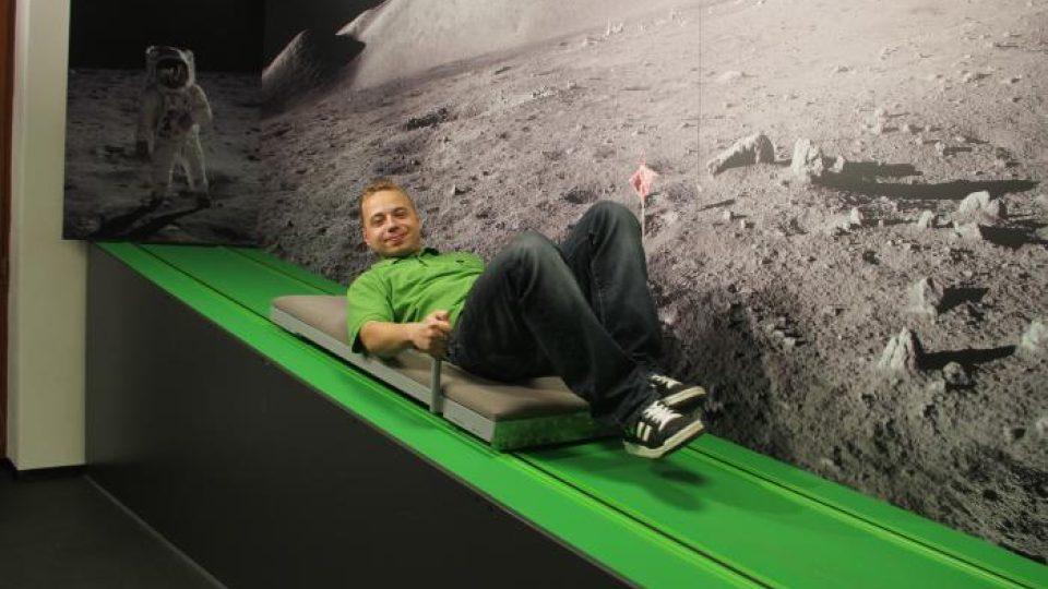 Skok na Měsíci