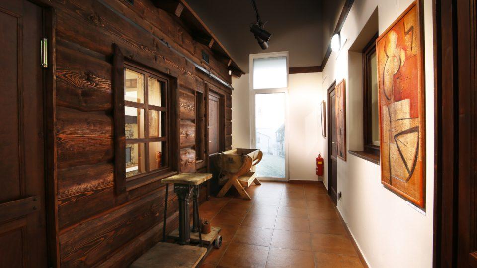 V Muzeu řeznictví si můžete projít galerií