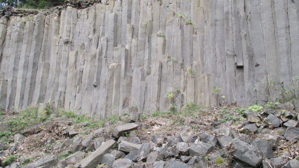 Varhany odkryla těžba kamene v 19. století
