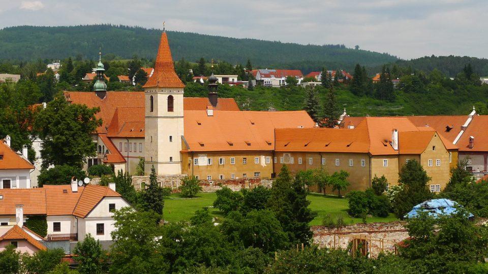 Minoritský klášter v Českém Krumlově