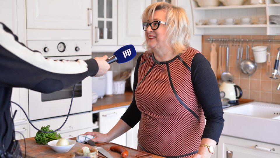 Recept doporučuje Jaroslava Trpková