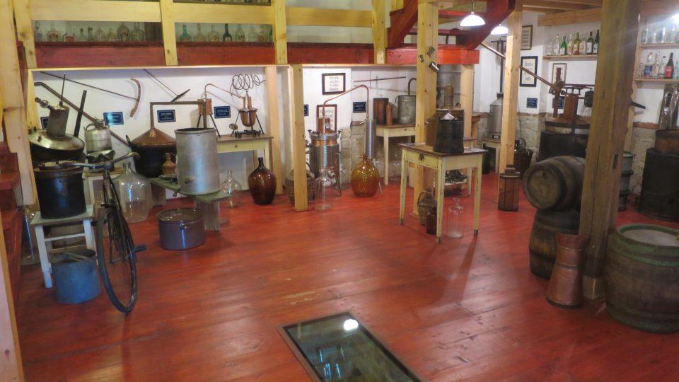 Muzeum lidových pálenic