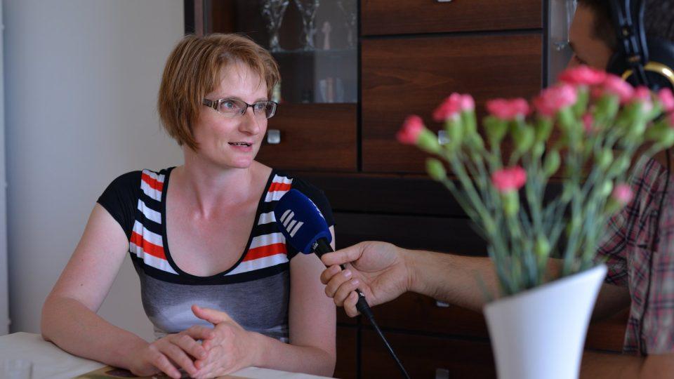 Rozhovor s Dianou Kantorovou