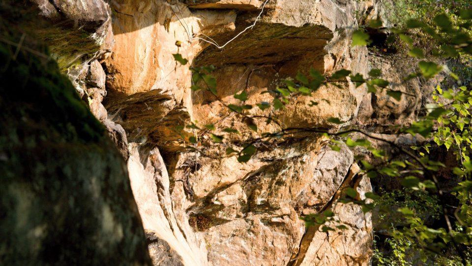 Eroze pískovcových skal