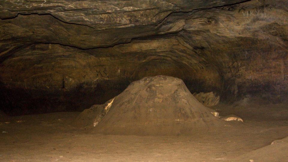 Jeskyně Postojna zvaná též Amerika
