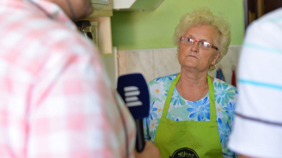 Marie Křížková