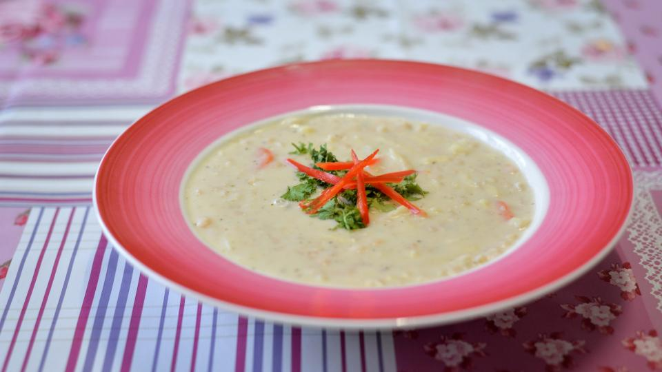Fazolová polévka Pavly Šulcové