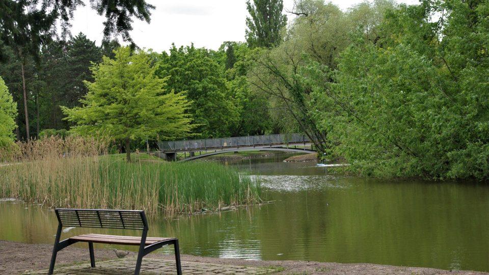 Klidnou vodní oázu ocení návštěvníci i v parných dnech