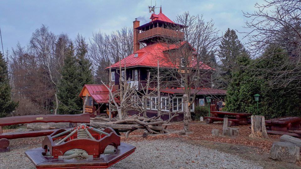 Turistická chata na Prašivé byla postavena přesně před 100 lety